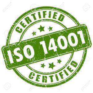 47589076 cachet certifié iso 14001 300x300 - Conseil en Management de l'Environnement ISO 14001 au Maroc