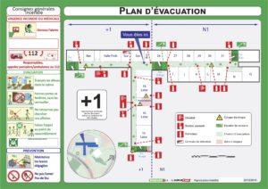 plan evacuation