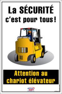 affiche chariot elevateur 43 200x300 - Formation Chariot élévateur