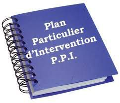 plan particulier d'intervention