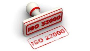 la norme ISO 22000