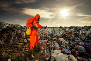 gestion des déchets dangereux