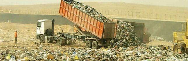 impact négatif des déchets