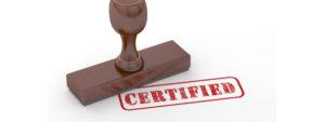 coût de la certification ISO 9001