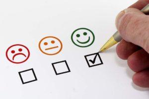 amélioration de la satisfaction client