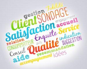 aùélioration de la satisfaction client