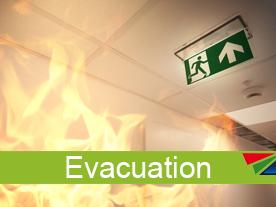 l'evacuation incendie