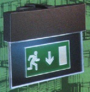 l'éclairage de sécurité