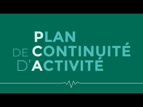 formation plan de continuité des activités au maroc