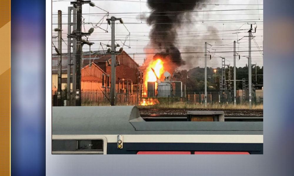 les incendies d'origines électrique