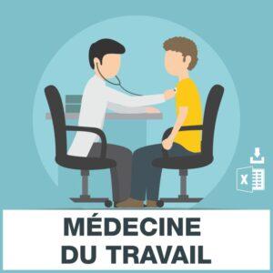 la médecine de travail